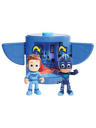 PJ Masks Cat Boy Transforming Figure Set