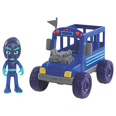 PJ Masks Night Ninja Bus