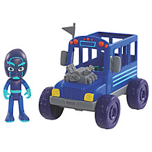 Buy PJ Masks Night Ninja Bus Online at johnlewis.com