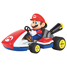 Buy Carrera Mario Kart Vehicle with Sound Online at johnlewis.com