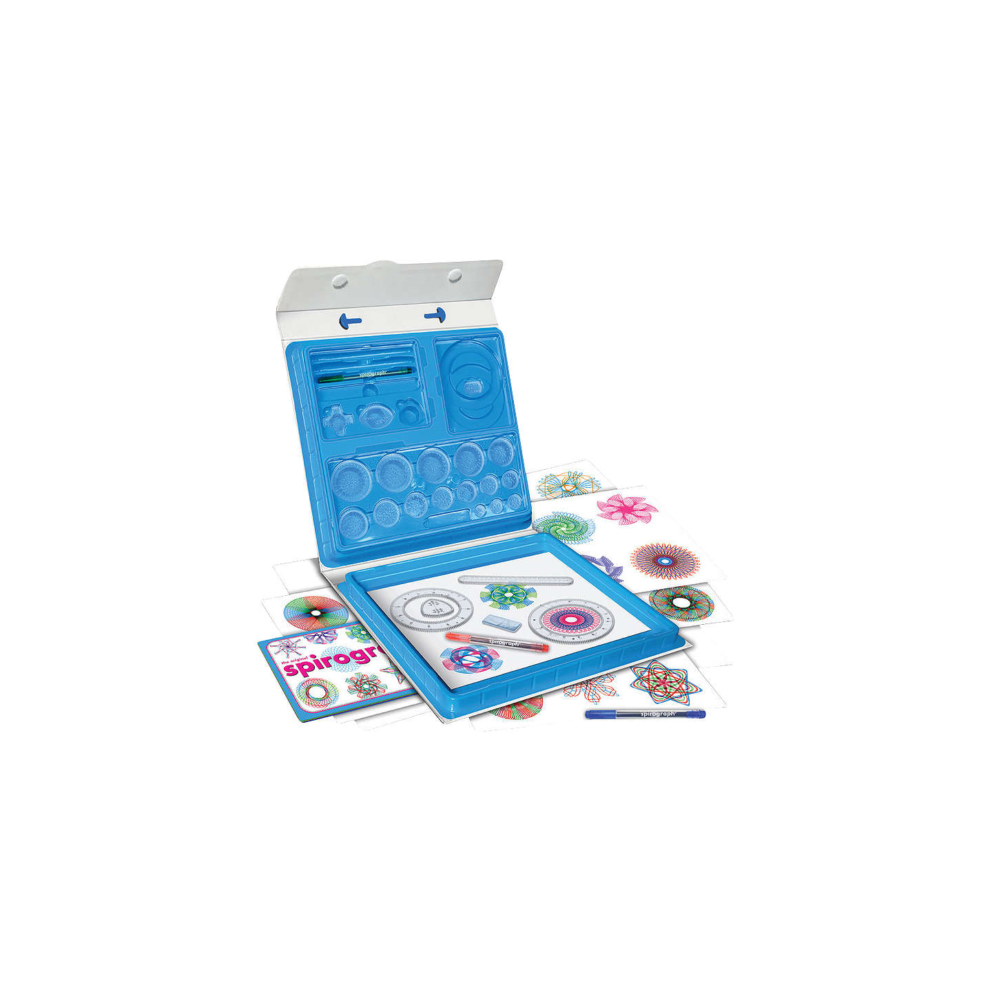 BuyThe Original Spirograph Deluxe Set Online at johnlewis.com