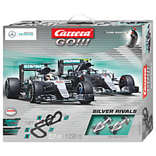 Buy Carrera Go!!! Silver Rivals Racing Set Online at johnlewis.com
