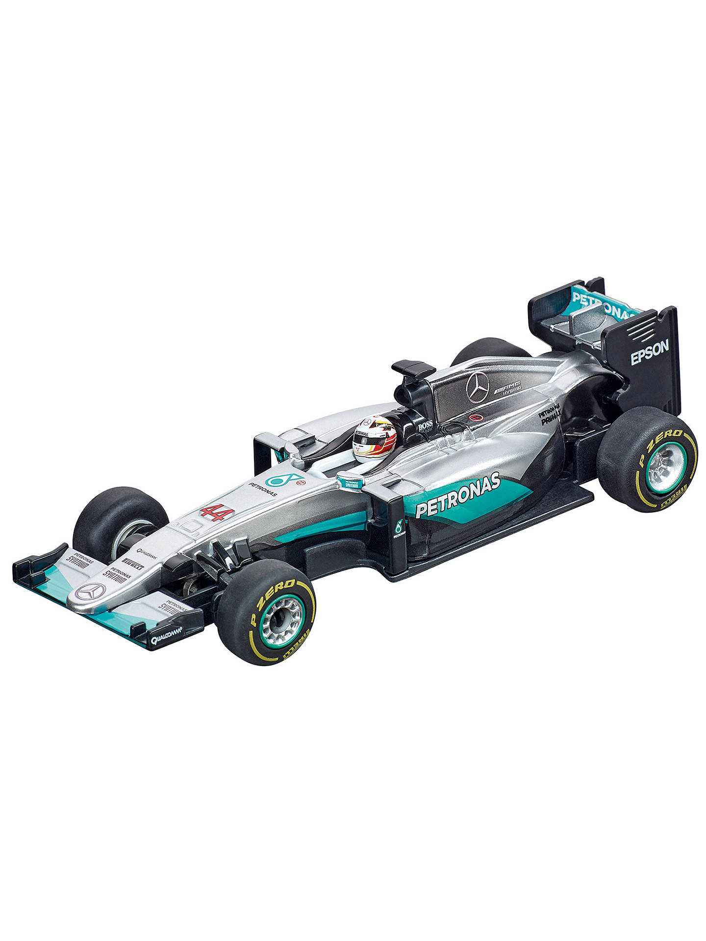 BuyCarrera Go!!! Silver Rivals Racing Set Online at johnlewis.com