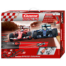 Buy Carrera Digital 143 Speed Course Racetrack Online at johnlewis.com