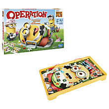 Buy Hasbro Despicable Me 3 Operation Game Online at johnlewis.com