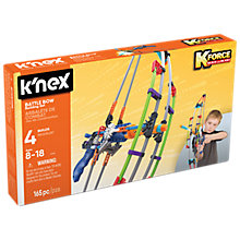 Buy K'Nex 47525 Build and Blast Battle Bow Building Set Online at johnlewis.com
