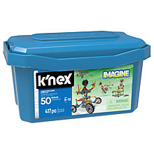 Buy K'Nex 16511 Creation Zone Building Set Online at johnlewis.com
