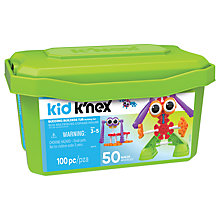 Buy K'Nex 85618 Kid K'Nex Budding Builders Building Set Online at johnlewis.com