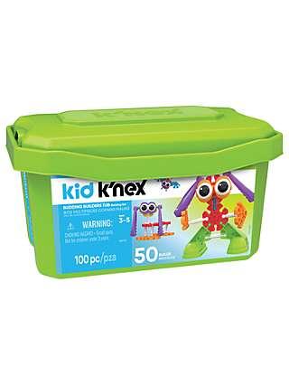 K'Nex 85618 Kid K'Nex Budding Builders Building Set