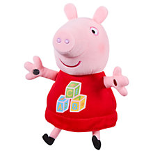 Buy Peppa Pig ABC Singing Peppa Online at johnlewis.com