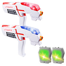 Buy Laser X Double Pack Online at johnlewis.com