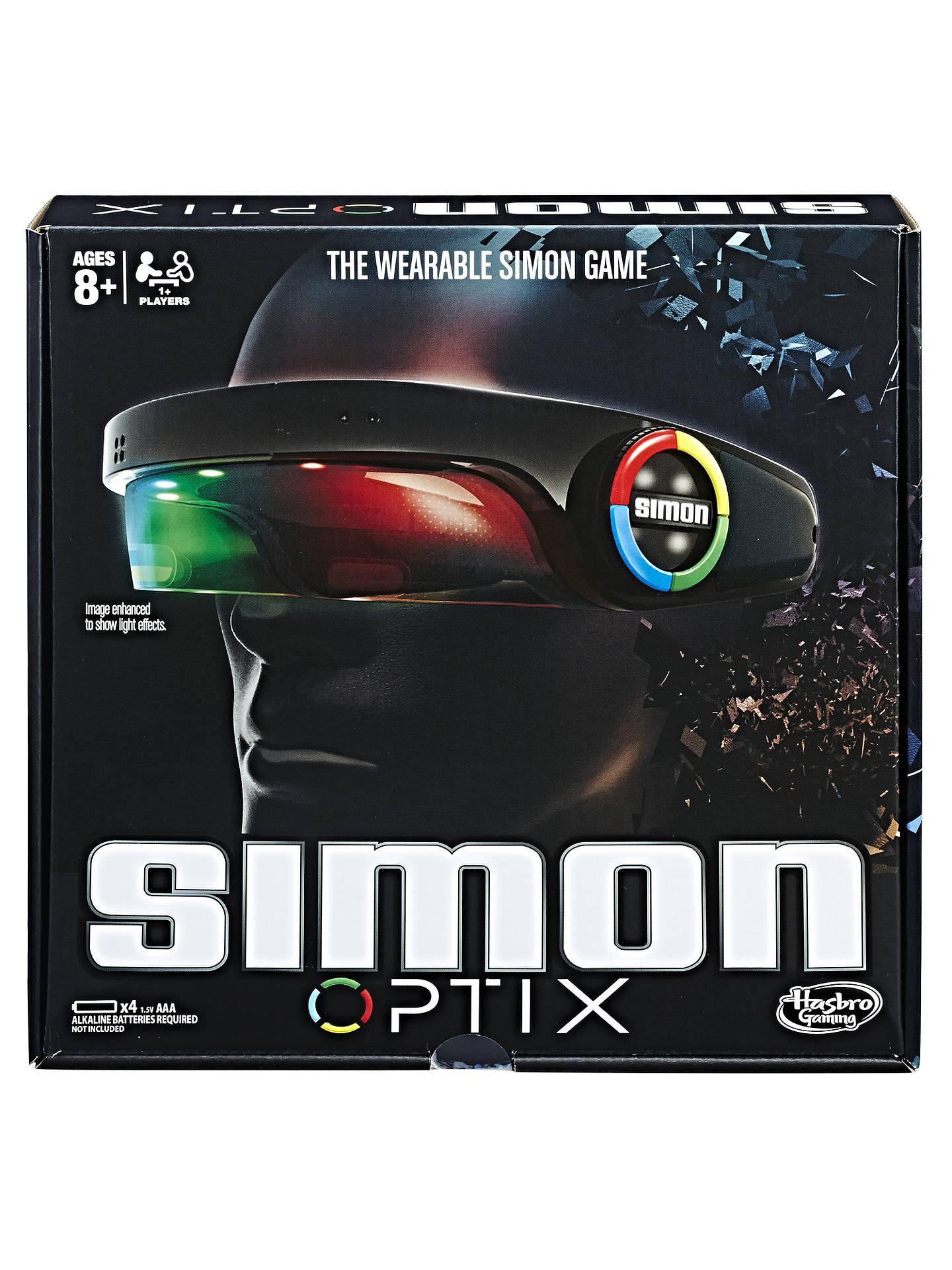 Hasbro Simon Optix Game 2 Pack