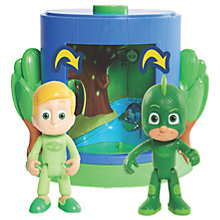 Buy PJ Masks Gekko Transforming Playset Online at johnlewis.com