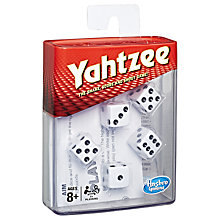 Buy Yahtzee Classic Game Online at johnlewis.com