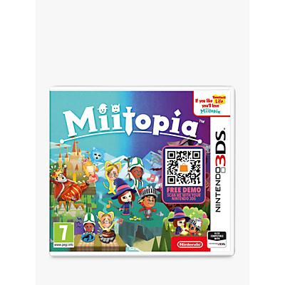 Image of Miitopia - Nintendo 3DS (Game)