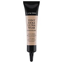 Buy Lancôme Teint Idole Ultra Wear Camouflage High Coverage Concealer Online at johnlewis.com