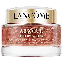 Buy Lancôme Absolue Precious Cells Rose Mask, 75ml Online at johnlewis.com