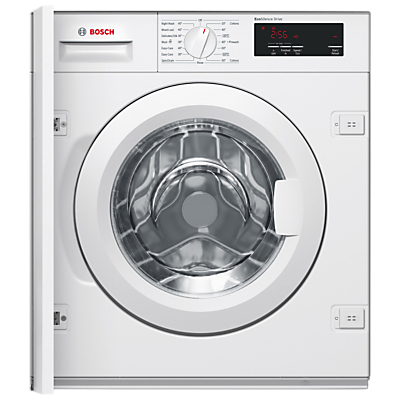 Image of Bosch Serie 6 WIW28300GB 8kg 1400 Spin Built-in Washing Machine A+++