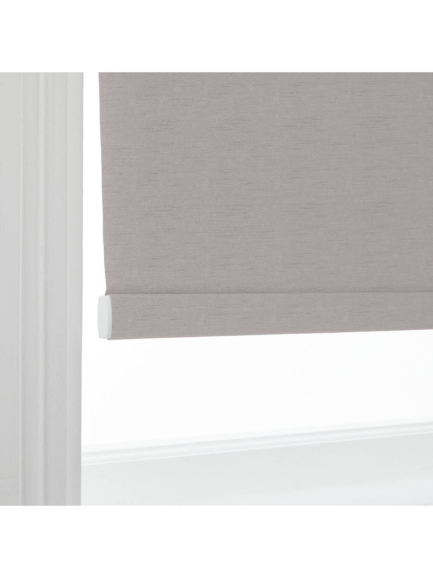 Buy John Lewis & Partners Estella Made to Measure Blackout Roller Blind, Alava Online at johnlewis.com