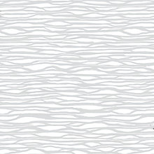 Buy John Lewis Waves Made to Measure Sheer Roller Blind, White Online at johnlewis.com