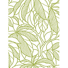 Buy John Lewis Botanic Leaves Made to Measure Daylight Roller Blind Online at johnlewis.com