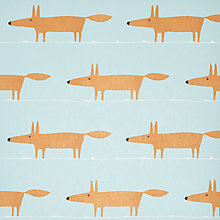 Buy Scion Mr Fox Made to Measure Daylight Roller Blind Online at johnlewis.com