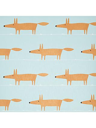 Scion Mr Fox Made to Measure Daylight Roller Blind