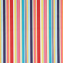 Buy John Lewis Carnival Stripe Made to Measure Daylight Roller Blind, Multi Online at johnlewis.com