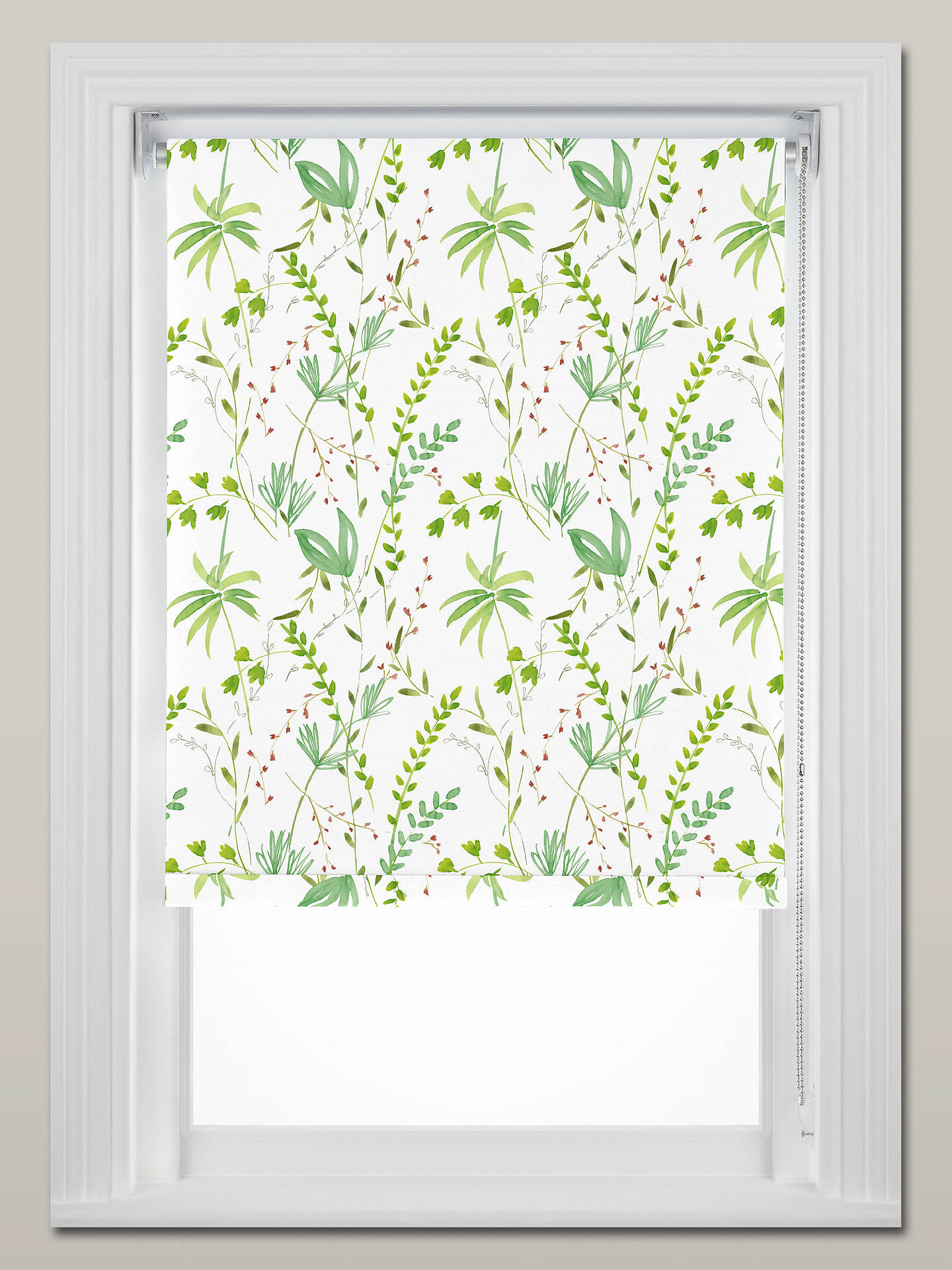 Buy John Lewis & Partners Colourful Jungle Made to Measure Daylight Roller Blind, Multi Online at johnlewis.com