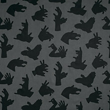 Buy Paperboy Hand Made Made to Measure Daylight Roller Blind, Grey Online at johnlewis.com