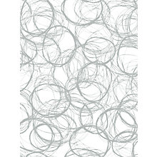 Buy John Lewis Pastel Loops Made to Measure Daylight Roller Blind Online at johnlewis.com
