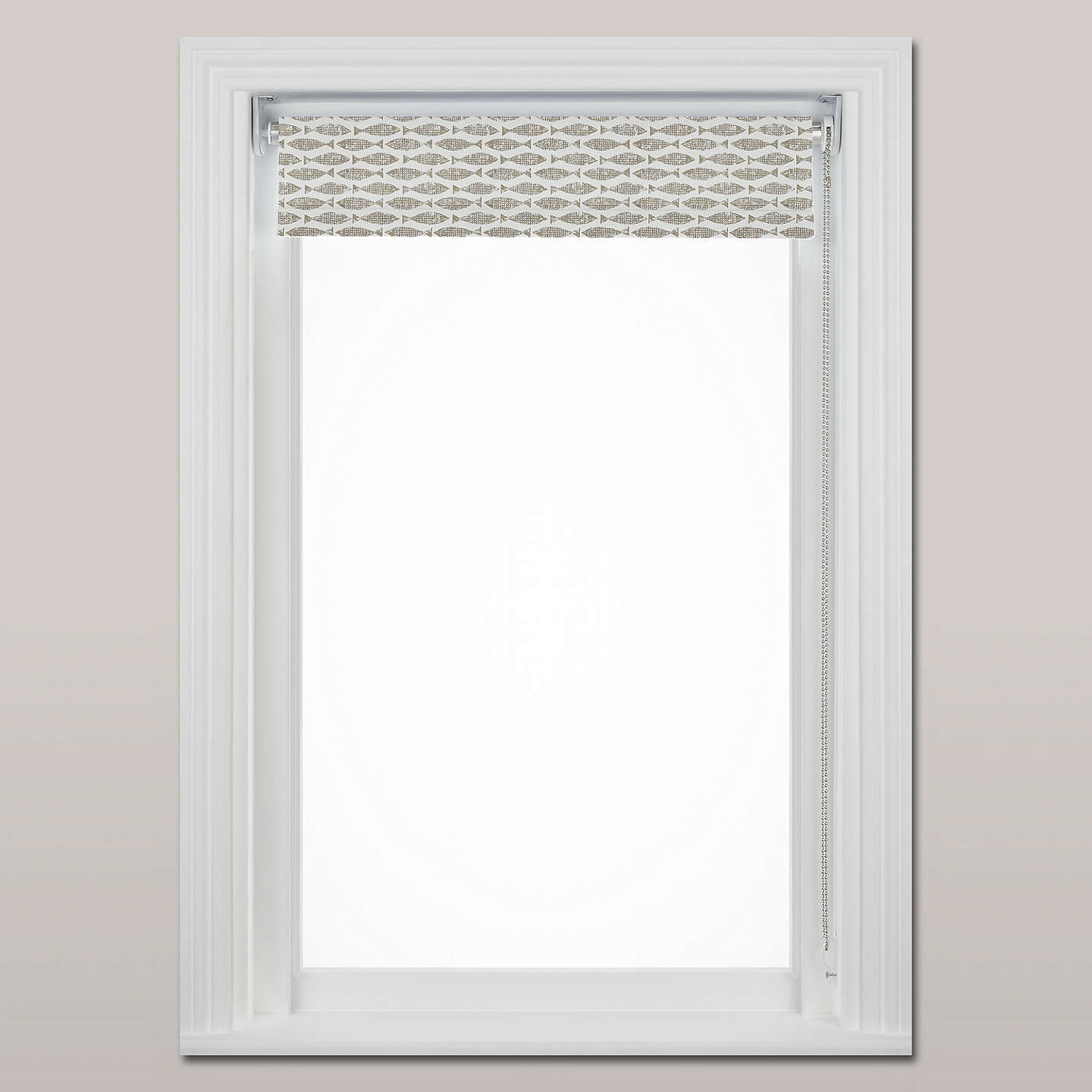 BuyScion Samaki Made to Measure Daylight Roller Blind, Grey Online at johnlewis.com