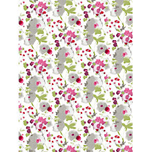 Buy John Lewis Watercolour Flowers Made to Measure Daylight Roller Blind, Multi Online at johnlewis.com