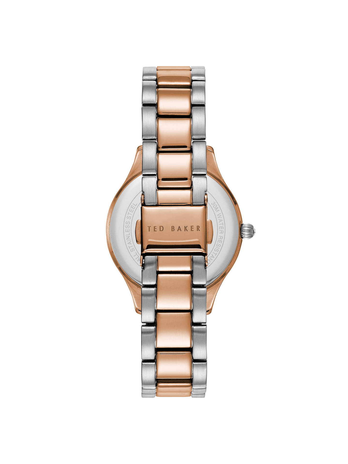 51ec5398a ... Buy Ted Baker TE50006002 Women s Zoe Bracelet Strap Watch