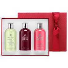 Buy Molton Brown Divine Moments Bathing Gift Set Online at johnlewis.com