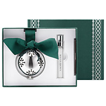 Buy Molton Brown Fabled Juniper Berries & Lapp Pine Festive Ornament Gift Set Online at johnlewis.com