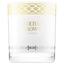 Buy Molton Brown Vintage With Elderflower Single Wick Candle Online at johnlewis.com