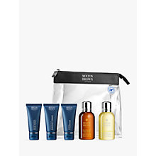 Buy Molton Brown Men's Carry On Set Online at johnlewis.com