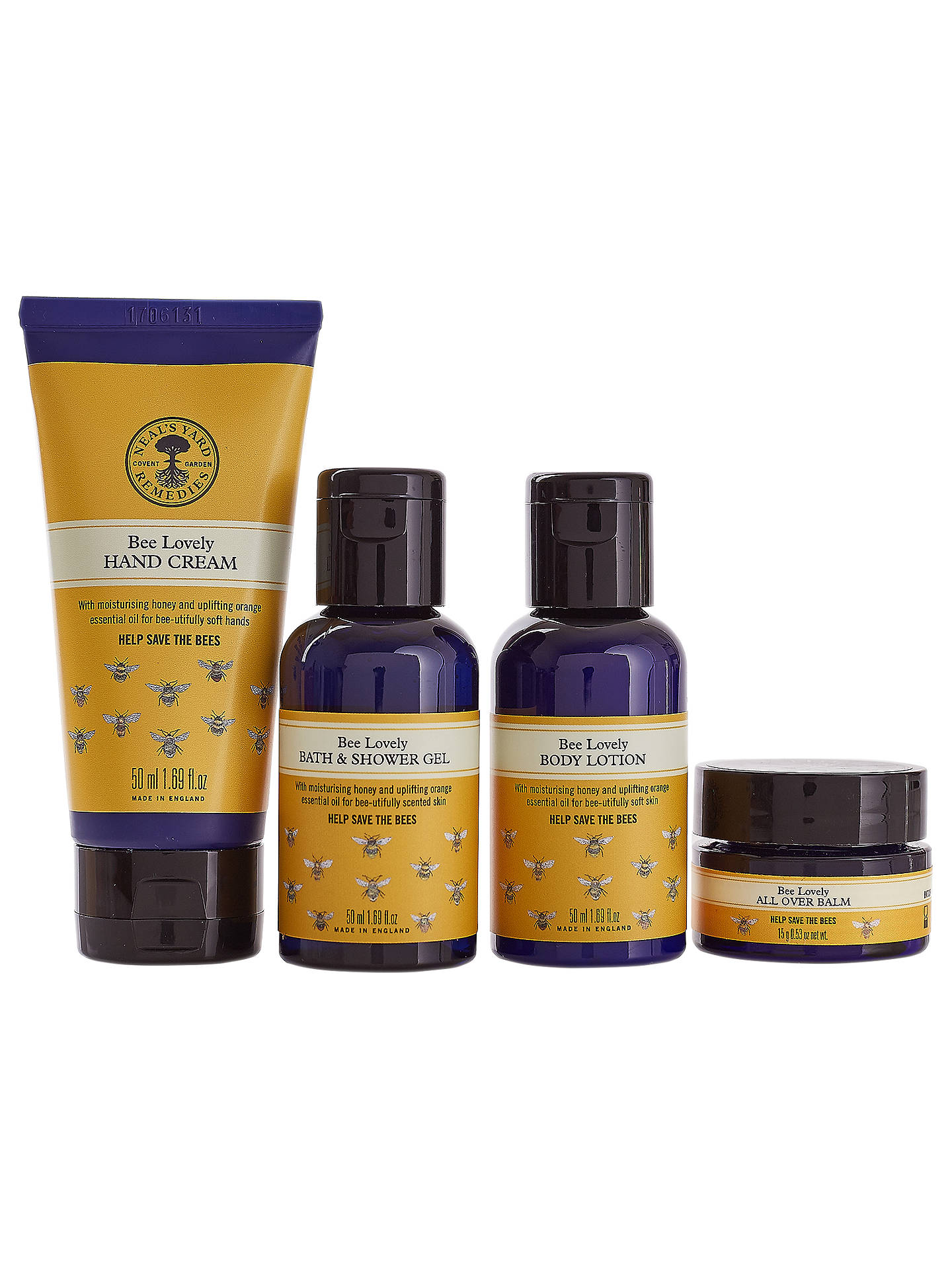 Buy Neal's Yard Remedies Bee Lovely Nourishing Collection Online at johnlewis.com