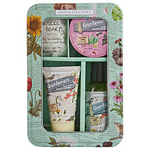 Buy Heathcote & Ivory Gardeners Relax & Renew Gift Tin Online at johnlewis.com