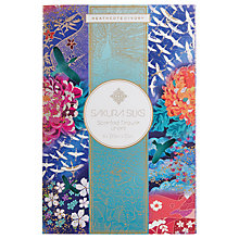 Buy Heathcote & Ivory Sakura Silks Scented Drawer Liners, x 6 Online at johnlewis.com