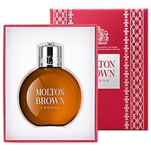 Buy Molton Brown Black Peppercorn Body Wash Festive Bauble Online at johnlewis.com