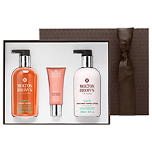 Buy Molton Brown Gingerlily Hand Care Gift Set Online at johnlewis.com