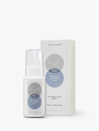 Buy Balance Me Hyaluronic Plumping Mist, 30ml Online at johnlewis.com