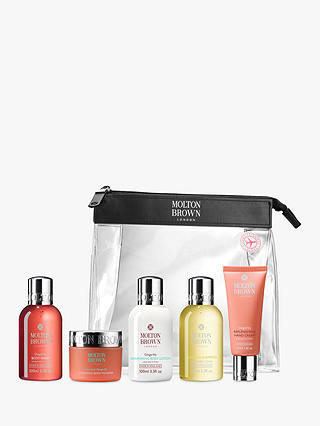 Buy Molton Brown Ladies Carry On Set Online at johnlewis.com