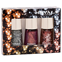 Buy MAVALA Dancing Queen Mini Nail Trio Gift Set Online at johnlewis.com