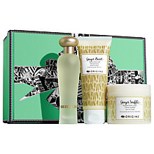 Buy Origins Best Of Ginger Bodycare Gift Set Online at johnlewis.com