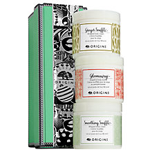 Buy Origins Mini Souffle Sampler Bodycare Gift Set Online at johnlewis.com