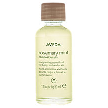 Buy AVEDA Rosemary Mint Composition Oil, 30ml Online at johnlewis.com
