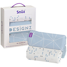 Buy Snüz Snuzpod Baby Geo Breeze 3 Piece Bed Set Online at johnlewis.com